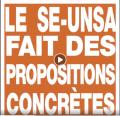 Les propositions du SE-Unsa